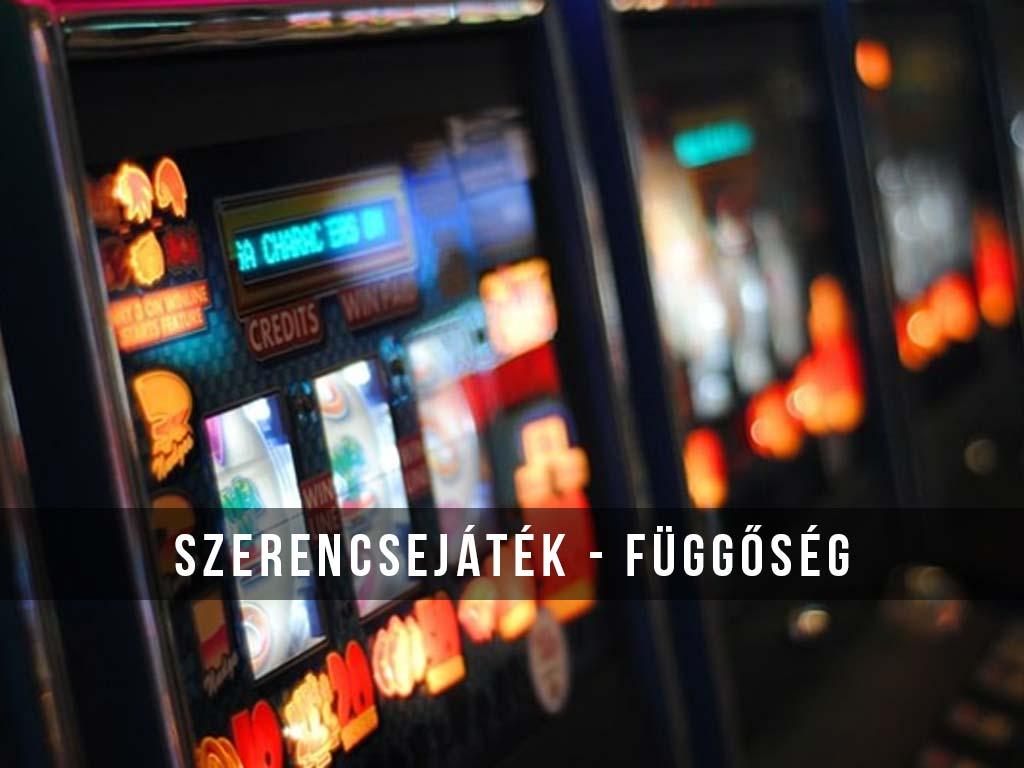 Szerencsejáték-függőség